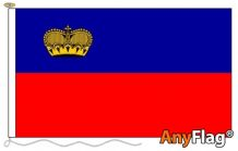 - LIECHTENSTEIN ANYFLAG RANGE - VARIOUS SIZES
